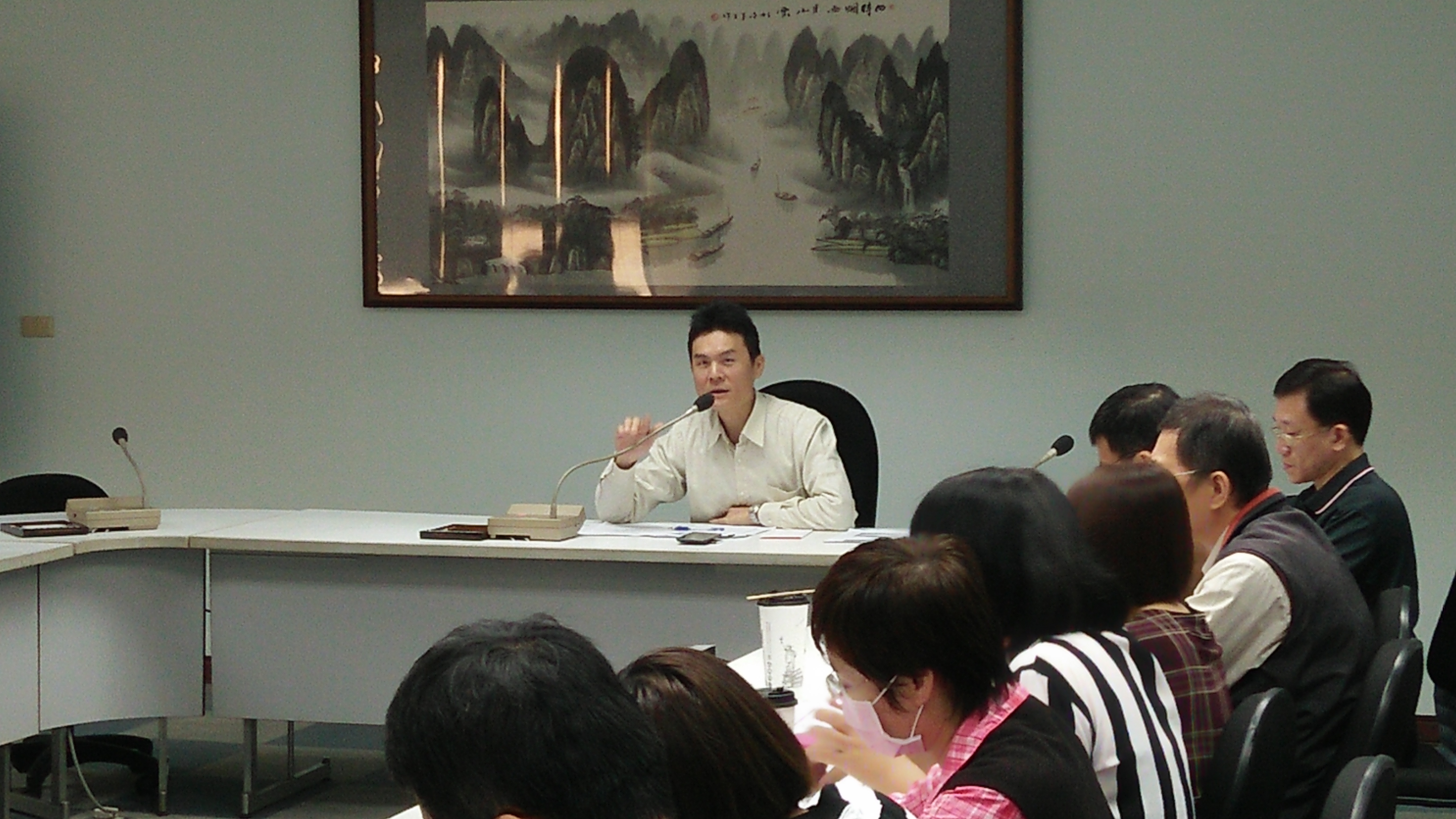 106.3.17 高雄市政府資訊主管聯席會