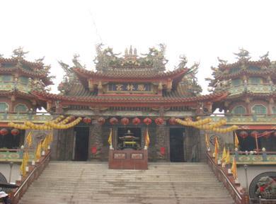 鳳林宮(俗稱三王爺廟)