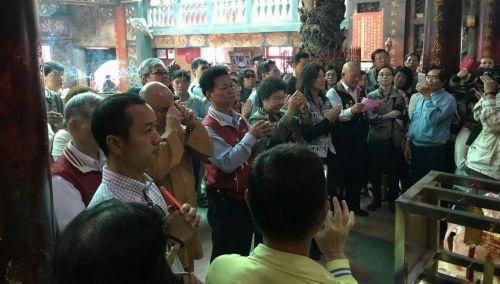 2017創意宋江陣頭遶境活動