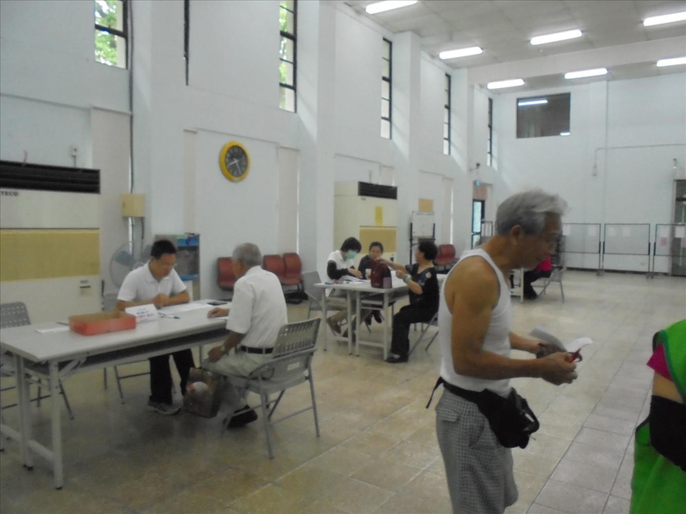 鳳山老人活動中心105年度長青學苑下學期第一階段第二梯次報名