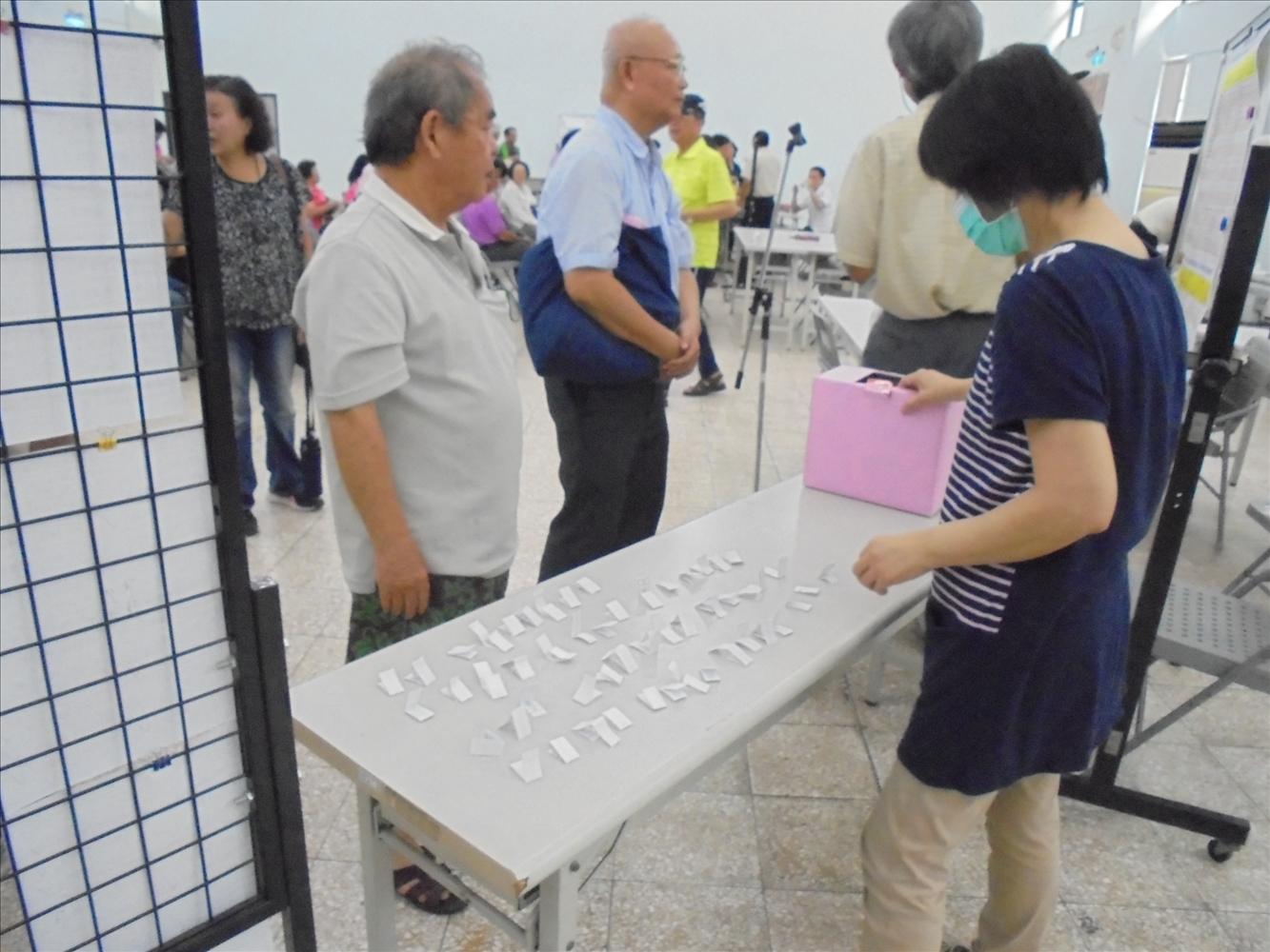 鳳山老人活動中心105年度長青學苑下學期第一階段第二梯次抽籤及繳費