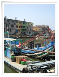Shanwei Fishing Port