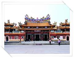 Zhi-jhu Temple