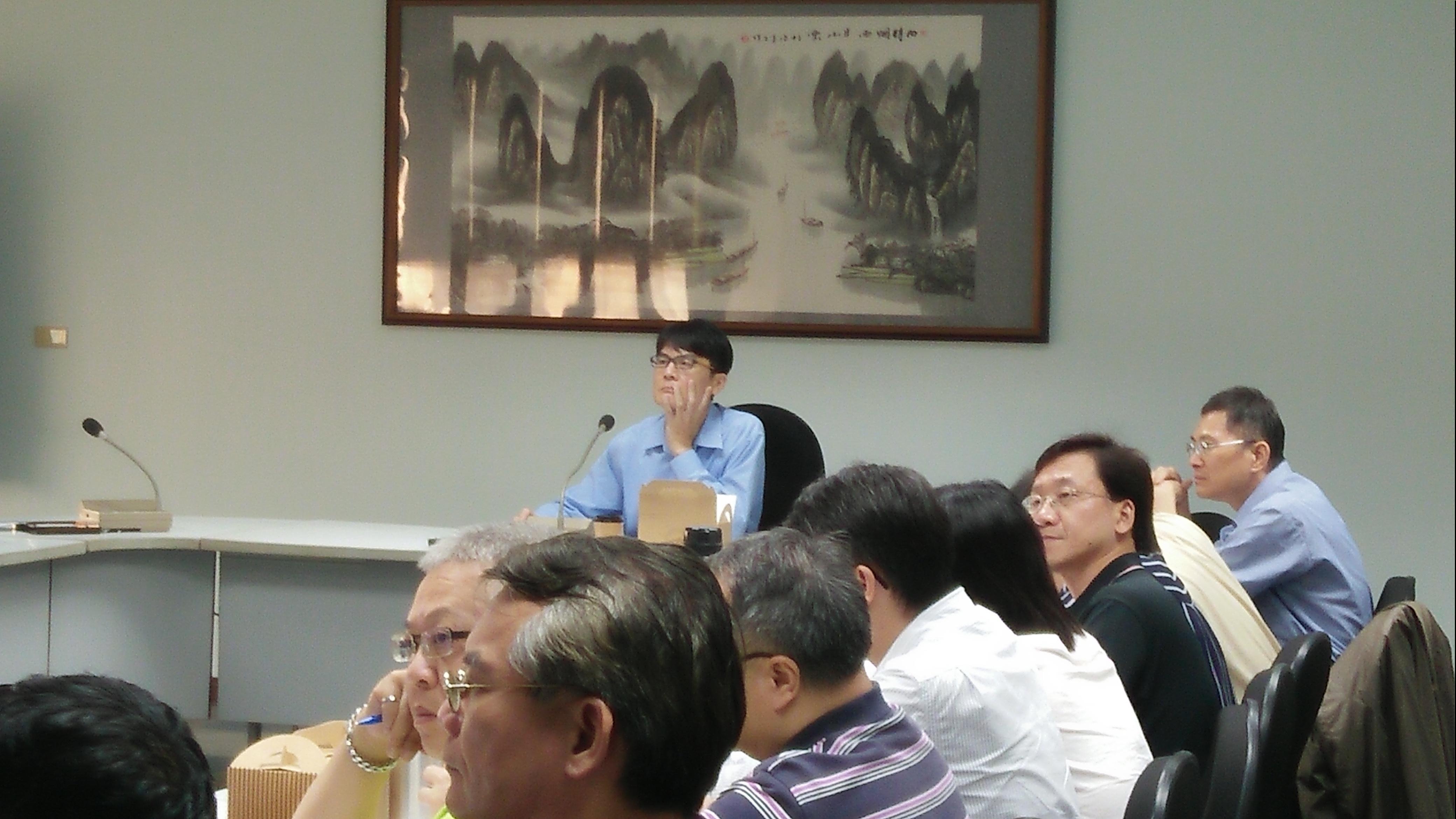 本府各機關資訊主管聯席會議(106.11.16)