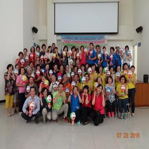 105年志工組織培力課程