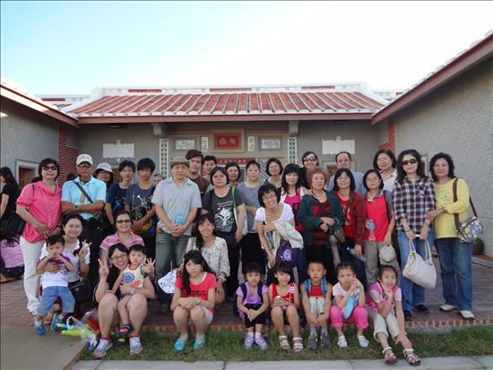 101.06.30 本所於高雄市紅毛港文化園區舉辦「親子活動暨志工教育訓練」。