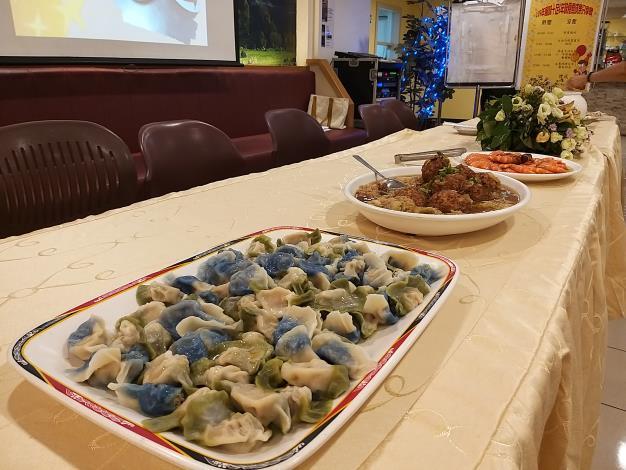 新住民風味十足&年味食煮活動