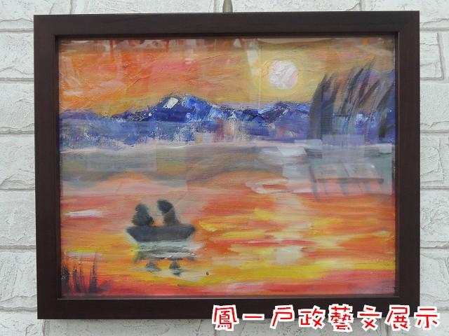 【藝文走廊】柯淑燕師生油畫展(展期:108年2月1日起至108年3月31日)