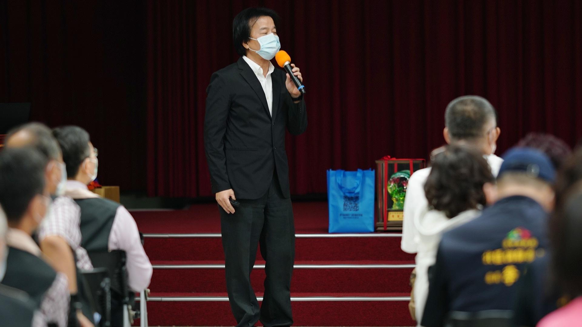 臺中市政府法制局暨各區調解委員觀摩參訪