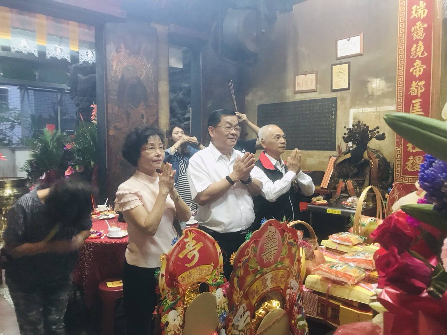 高南東嶽殿平安宴