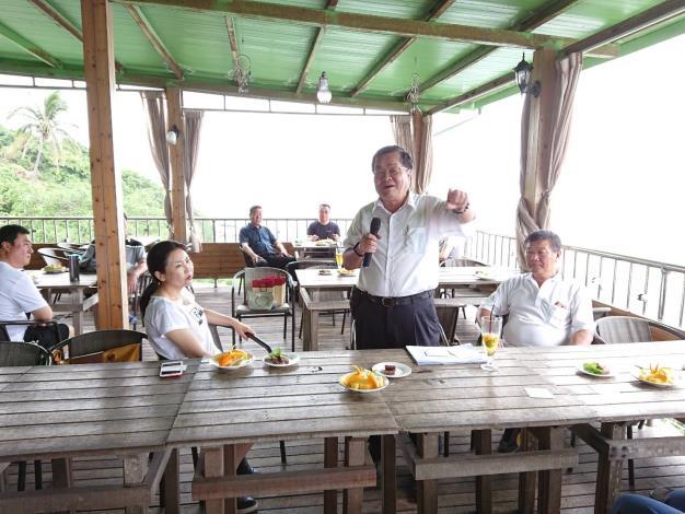 天津市河東區參訪柴山文化促進會