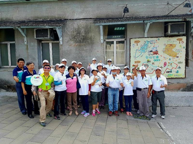 2017生態交通示範社區暨文史巡禮參訪活動