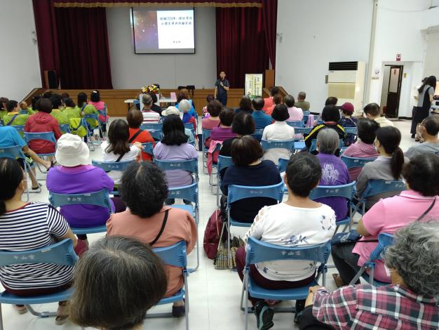 110年5月3日上午10:00假中山堂舉行性別平等講座