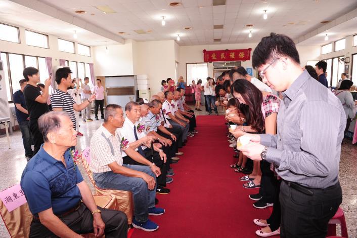 107年模範父親表揚大會