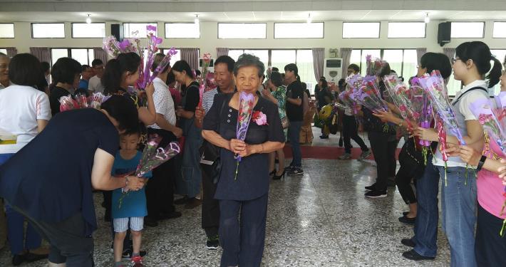 108年模範母親表揚大會活動