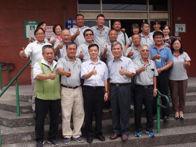 陳副市長雄文蒞臨本區參加里政業務座談會