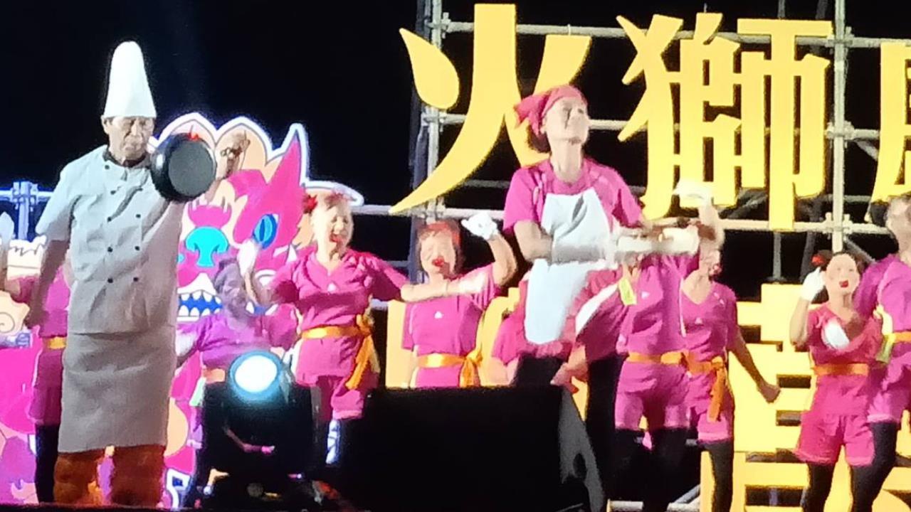 2018年高雄萬年季台客舞比賽成績,本區代表隊伍內門觀音亭長青協會獲得優勝獎。