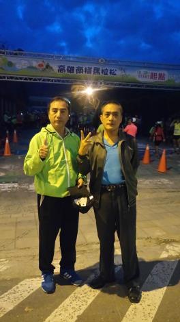 1070128    2018 高雄南橫馬拉松 活動