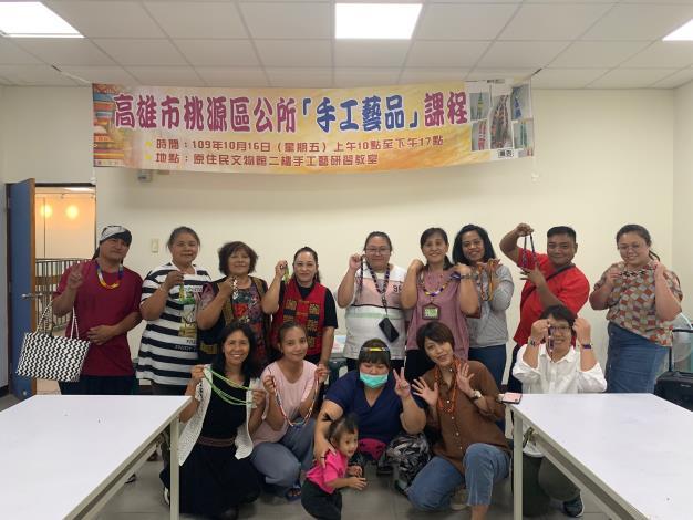 手工藝品課程成果展(10月16日)