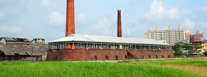 Brick kiln factory