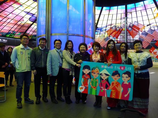 幸福高雄新移民在地文化之旅