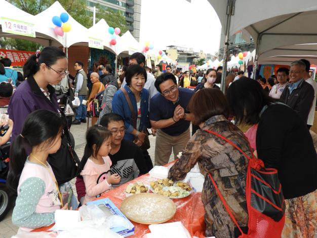 106年移民節慶祝活動-多元文化宣導