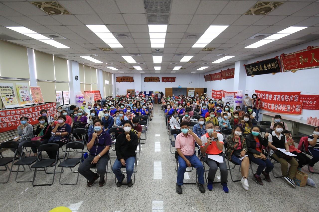 高雄市慶祝109年移民節~「多元文化認知」系列講座第二場次