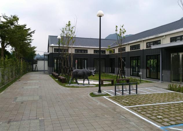 Niou Pu Cultural Hall