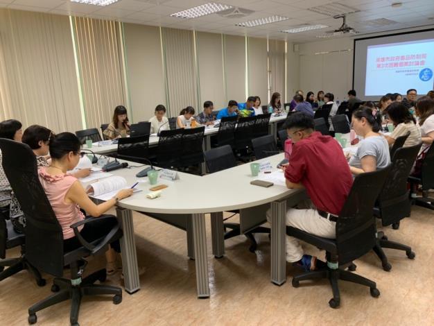 【108年度】個案管理人員及督導教育訓練-個案討論會(三)