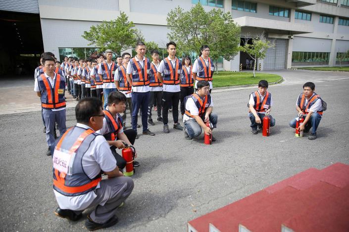 1090723-路竹分隊 -路科川益公司組合訓練
