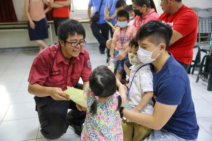 1090801-路竹分隊 -FUN暑假暑期消防體驗營