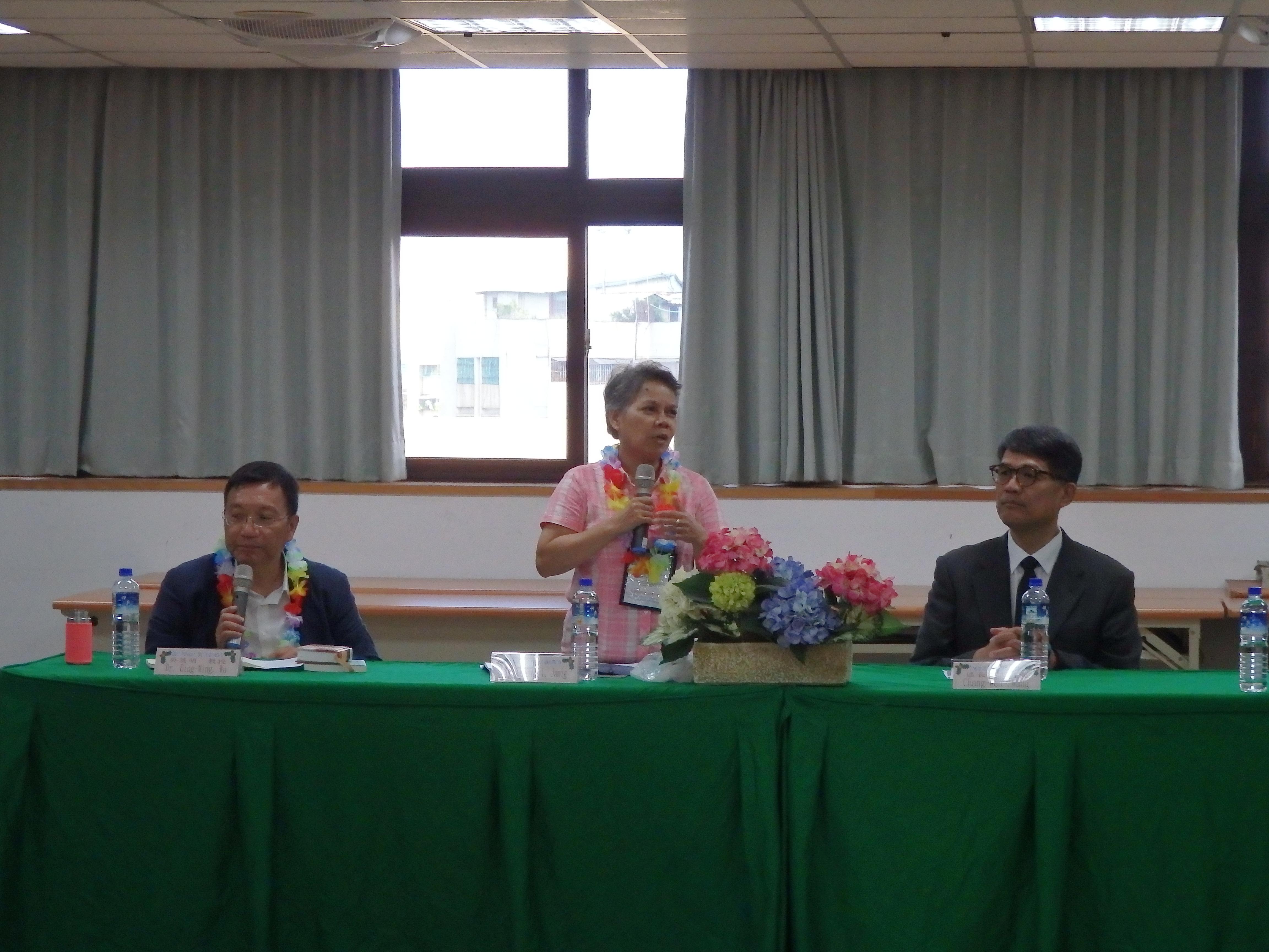 107.9.3菲律賓地方治理見學團 (PSPA)參訪本區
