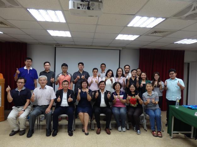 菲律賓聖托瑪斯大學(UST)公共行政硏究生參訪