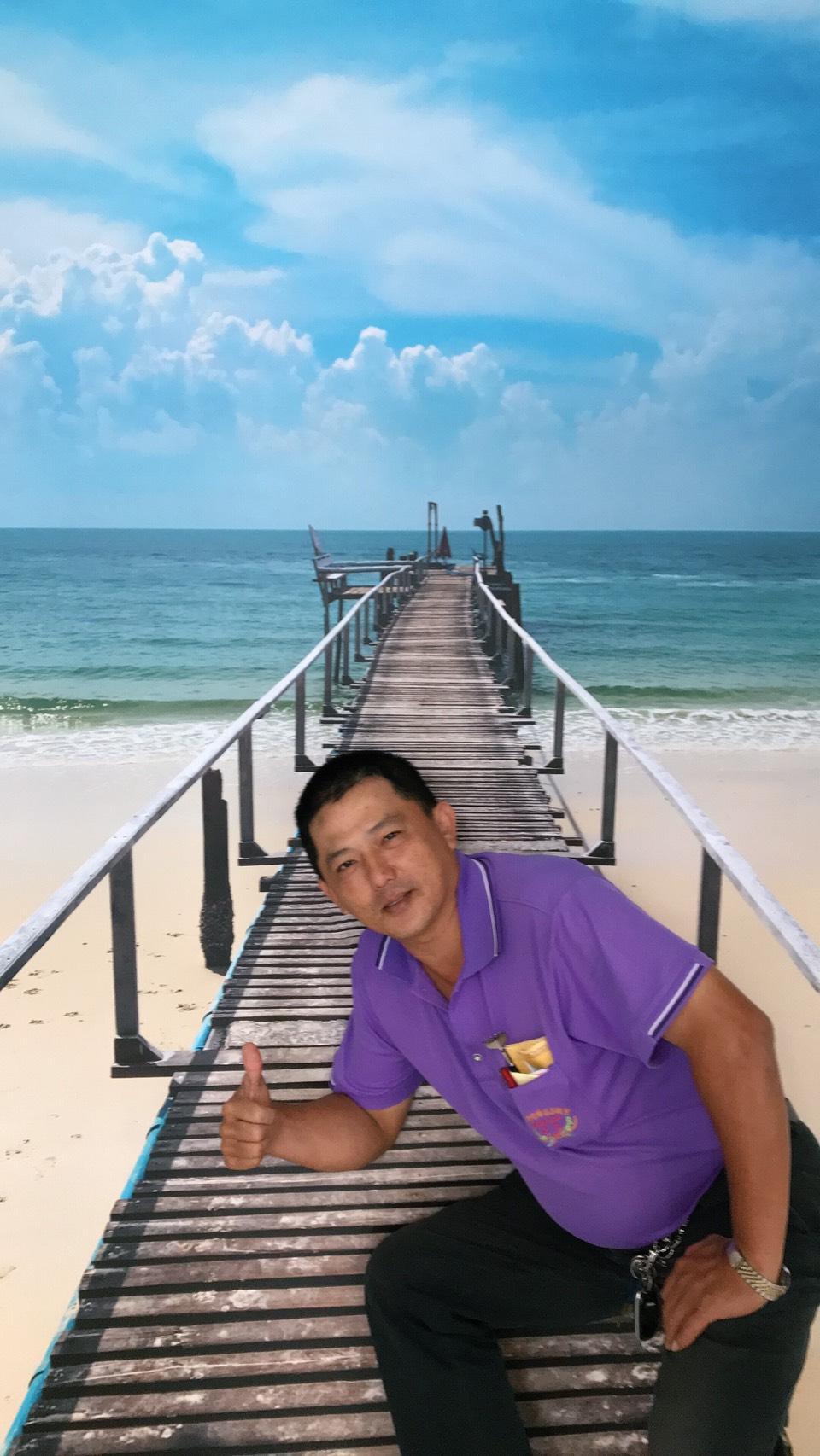 前鎮區公所新景點,充滿浪漫海灘風情,歡迎您來拍照!