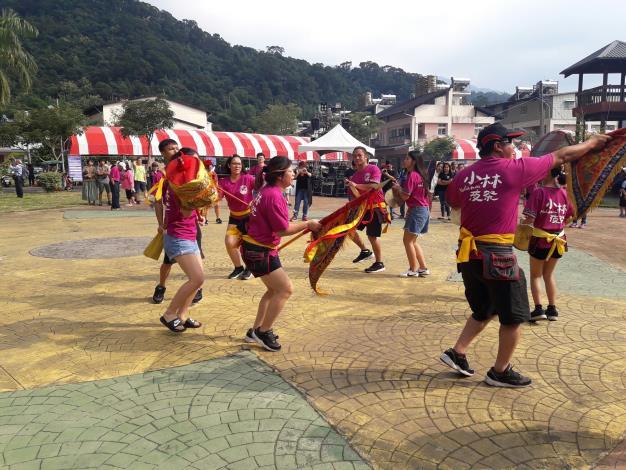 107年小林平埔夜祭活動照片