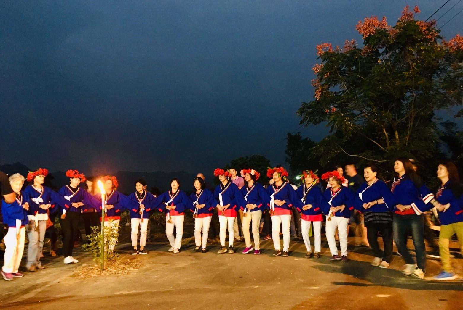 107年平埔夜祭活動照片-關山