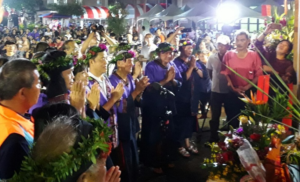 108年小林及關山平埔夜祭活動