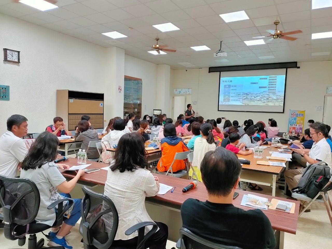 國立屏東大學高雄地方創生參訪-甲仙區