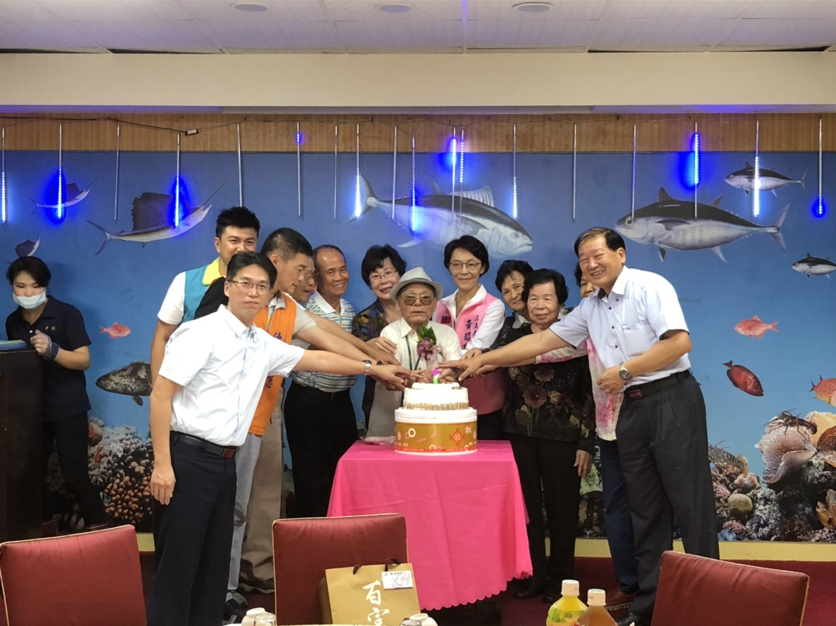 惠豐長青會上半年壽星慶祝暨會員大會