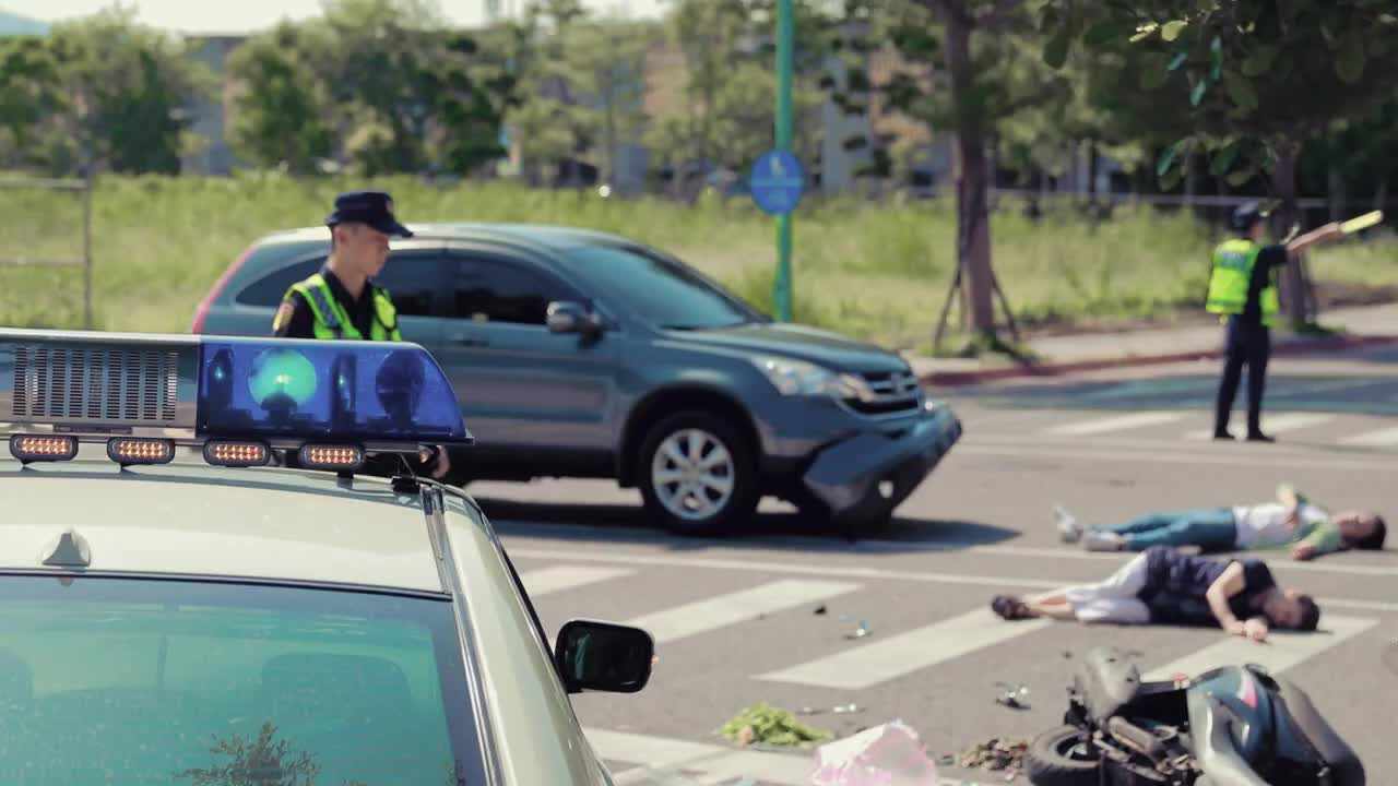 路口停讓 安全至上(30秒版)