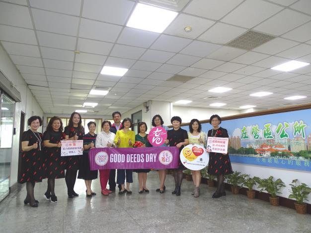 恭賀左營區陳美珠女士榮獲109年度高雄市美力媽媽獎項殊榮