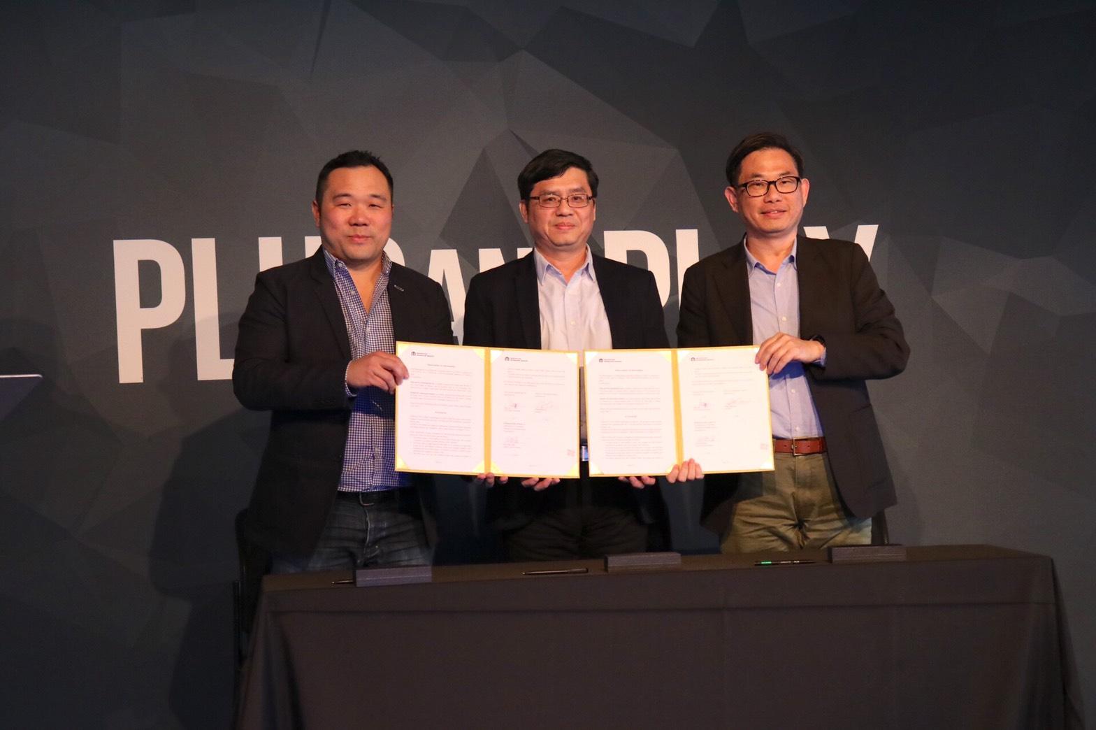 高市府與矽谷加速器合作 選派新創業者赴美創商機1
