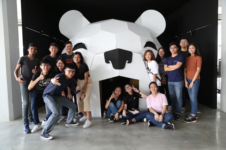 國際Maker人進來了!新加坡南洋理工學院與M.ZONE大港自造特區合作交流