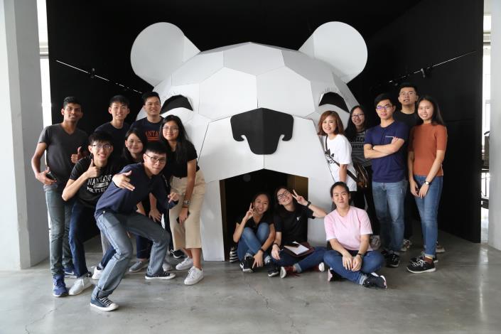 國際Maker人進來了!新加坡南洋理工學院與M.ZONE大港自造...