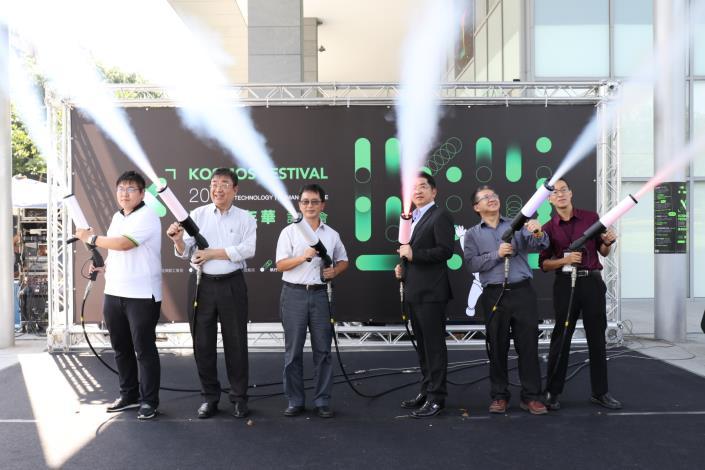 全國唯一體感嘉年華高雄盛大登場 首次以貨櫃車巡迴展示體感科技