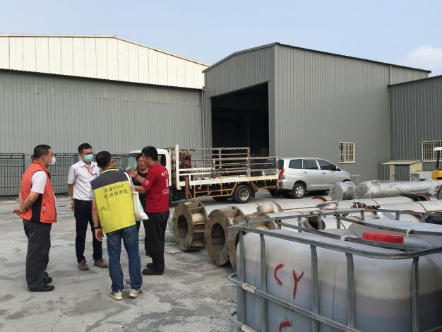 Kaohsiung can help 市府媒合酒廠代工酒精原料抗疫