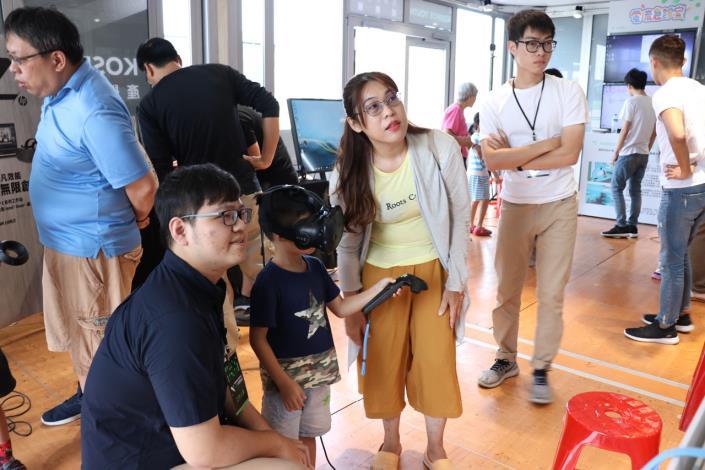 體感產學成果展17日開幕 9款AVR作品科工館免費體驗