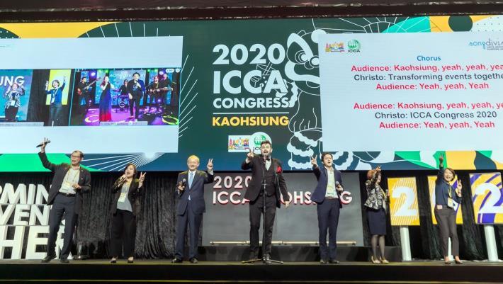首創!台灣、新加坡聯手視訊會議創作全球年會主題曲