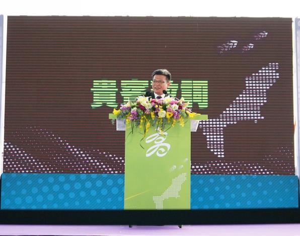 陳其邁上任兩個月高效率動土!仁武產業園區年產值預估達242億