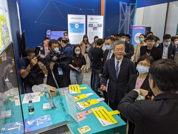 參戰台北金融博覽會 高雄科技金融館展現業者AI實力